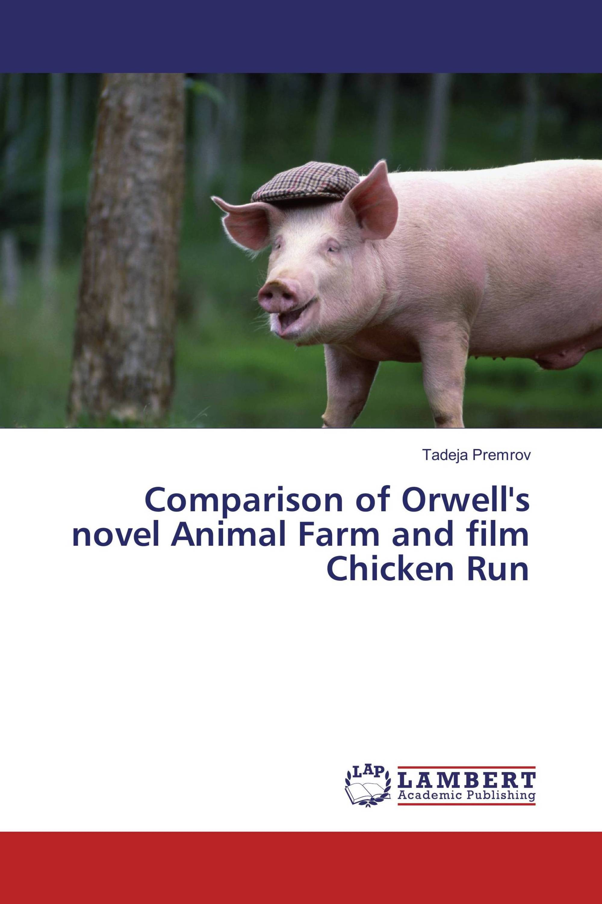 animal farm comparison of the animal