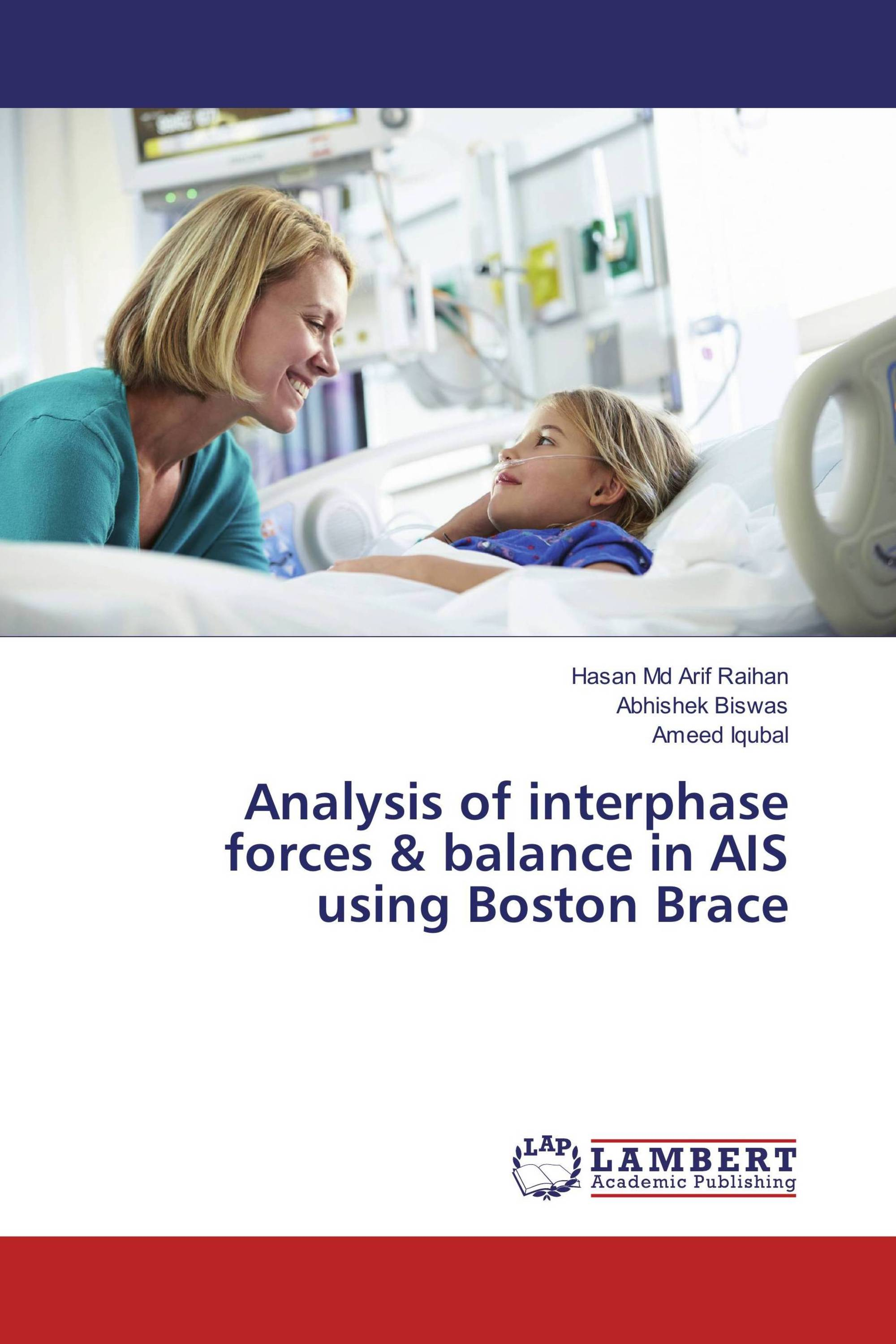 Analysis of interphase forces & balance in AIS using Boston