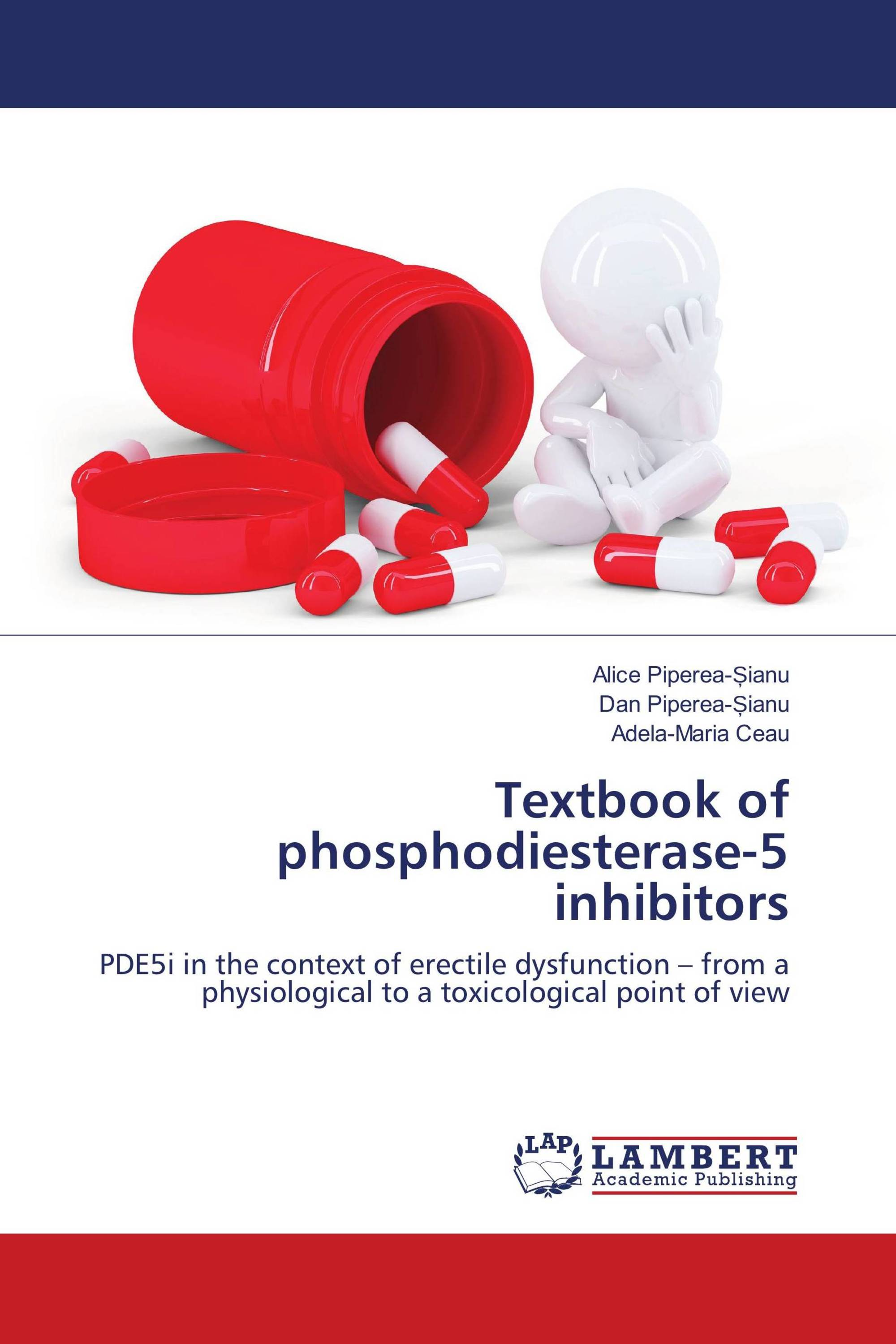 Textbook of phosphodiesterase-5 inhibitors