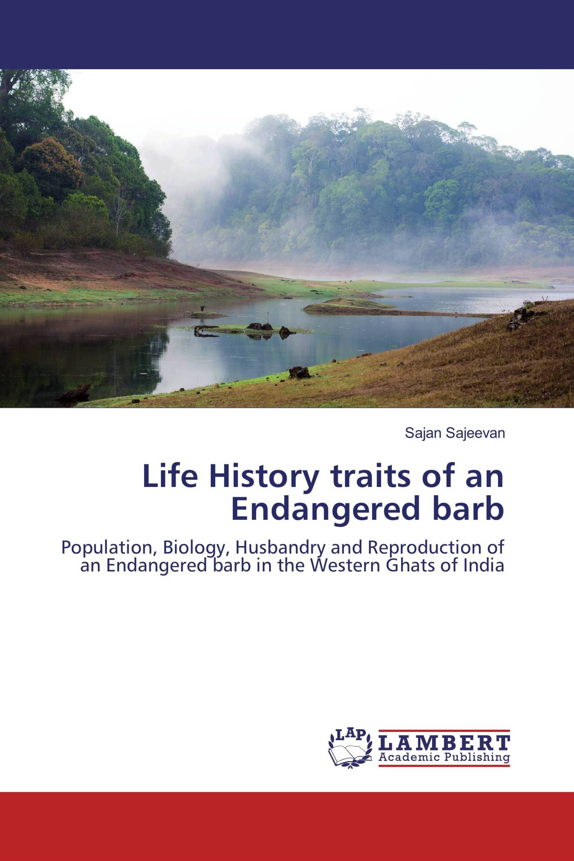 Life History traits of an Endangered barb