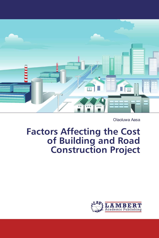 Phd dissertation factors affecting construction costs