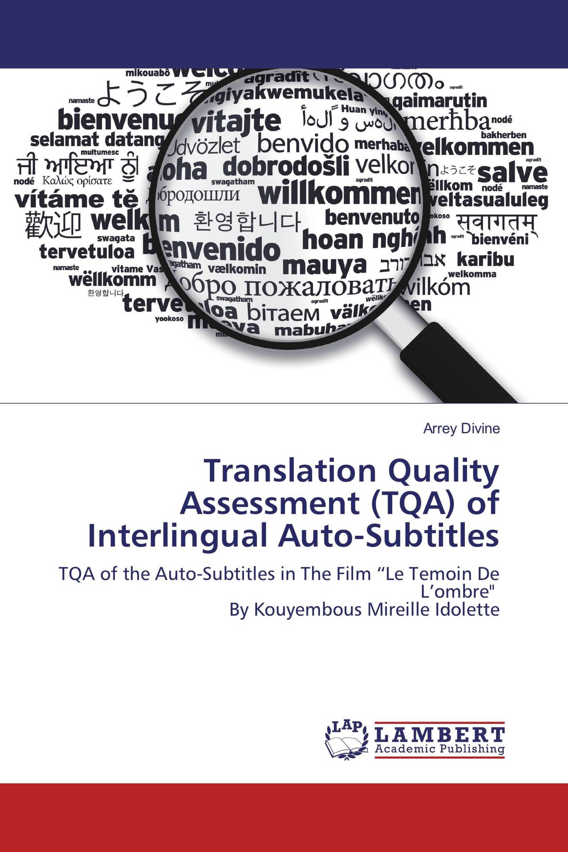 a tqa assessment principles