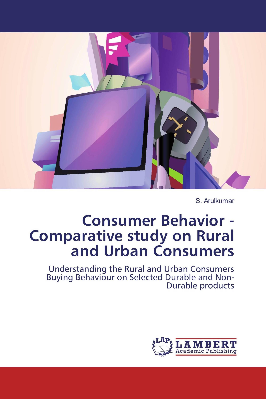 comparative study on consumer behavior in