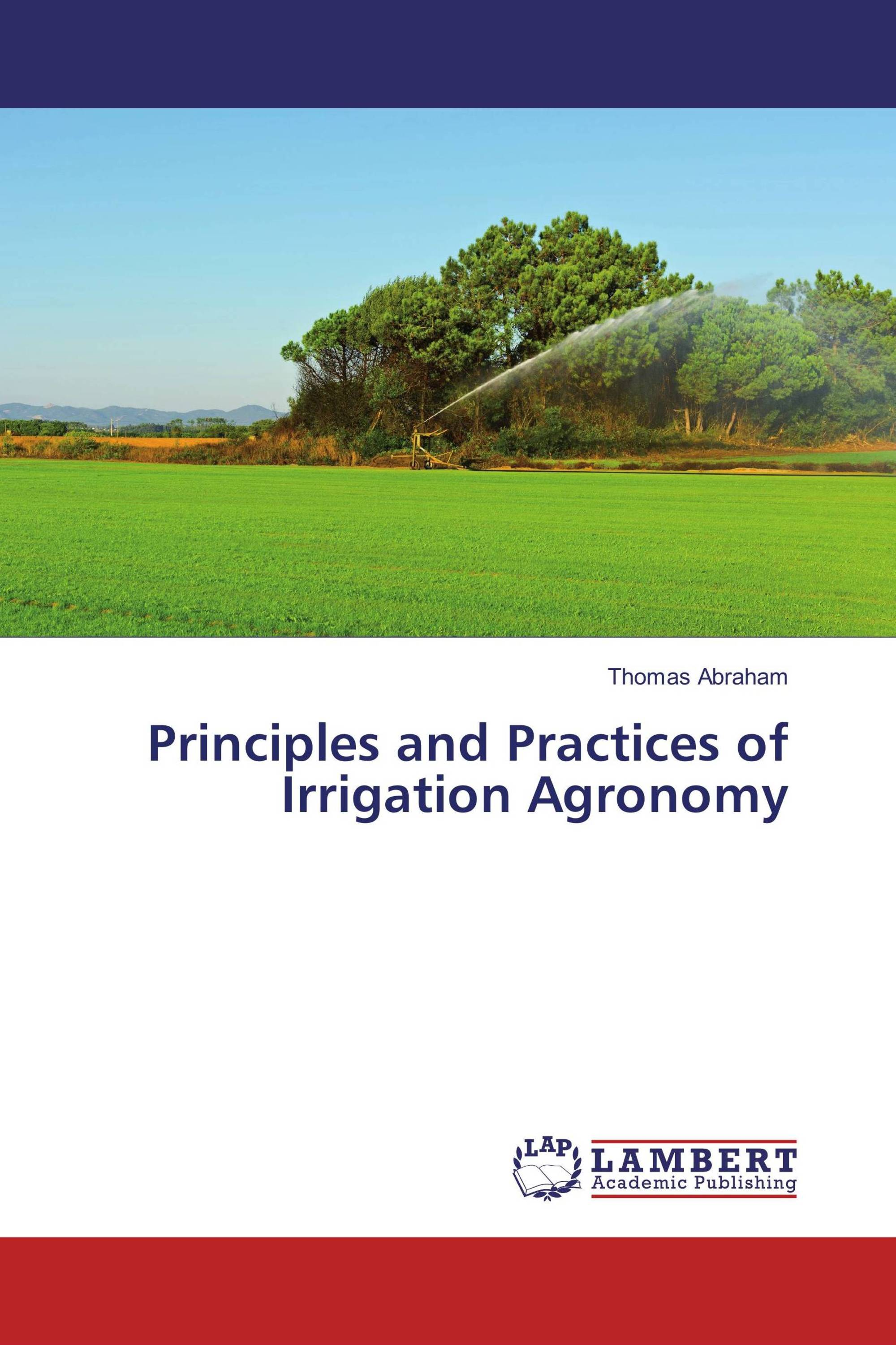 canal irrigation thesis