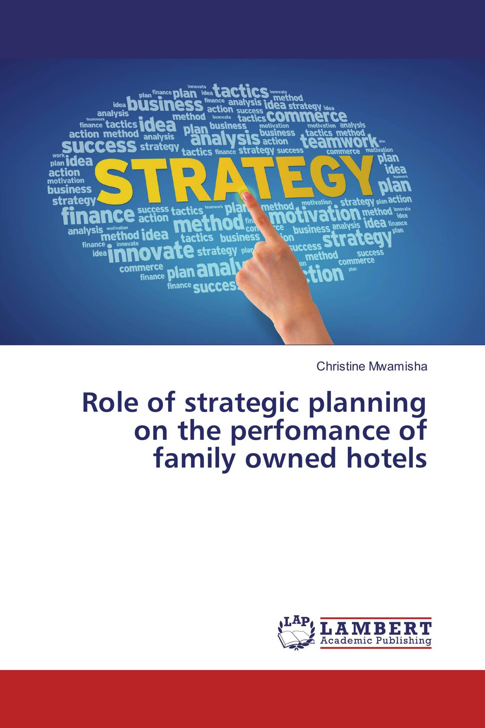 the role of strategic planning Our findings indicate that formal strategic planning does indeed evolve along similar lines in different companies, albeit at varying rates of progress.