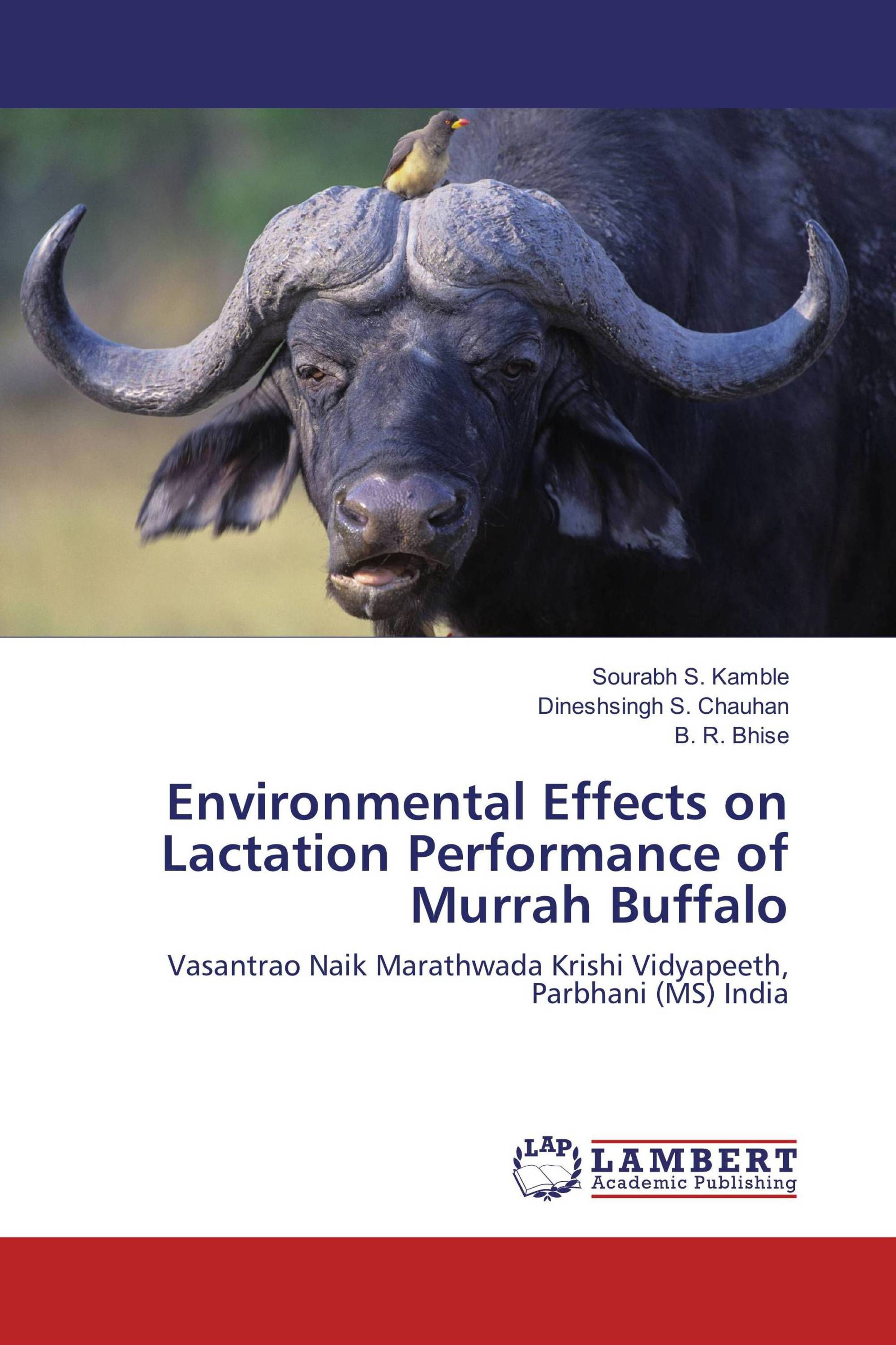 Environmental Effects on Lactation Performance of Murrah