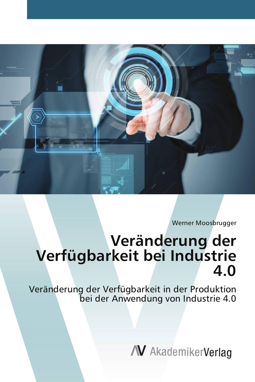 Veränderung der Verfügbarkeit bei Industrie 4.0