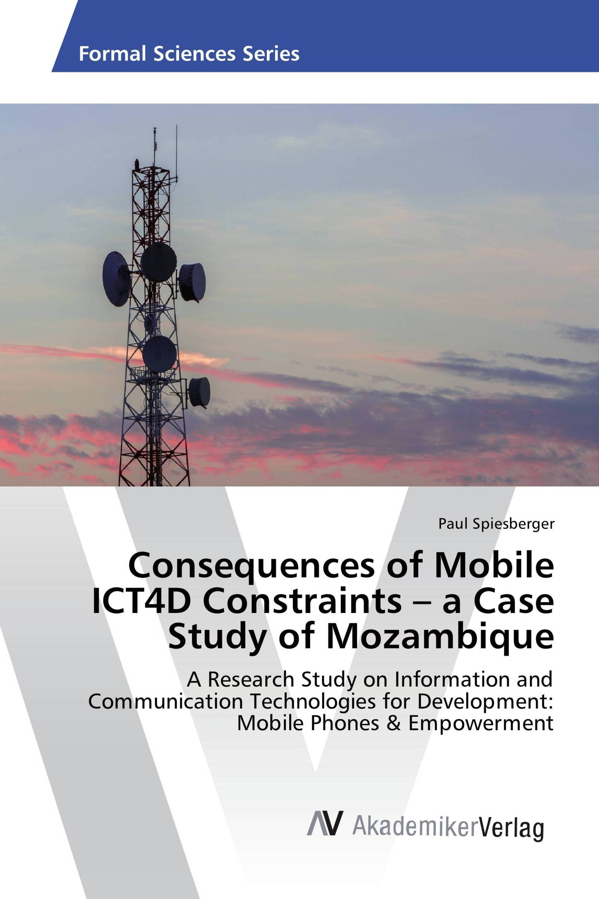 Consequences of Mobile ICT4D Constraints – a Case Study of Mozambique