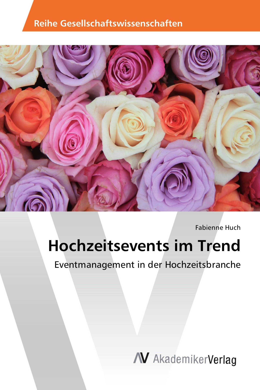 Hochzeitsevents im Trend