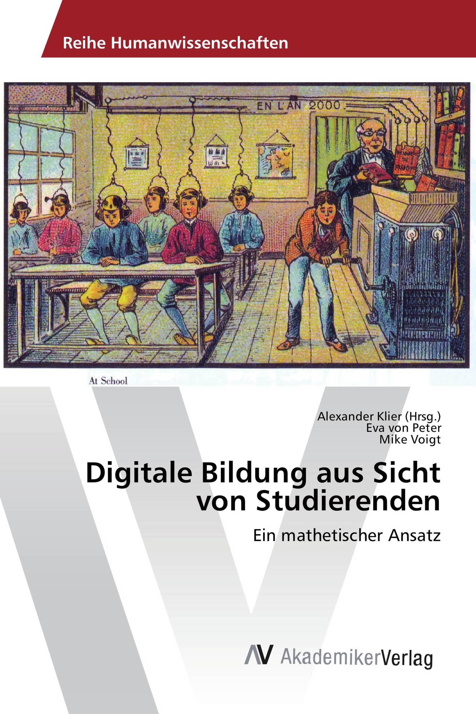 Digitale Bildung aus Sicht von Studierenden