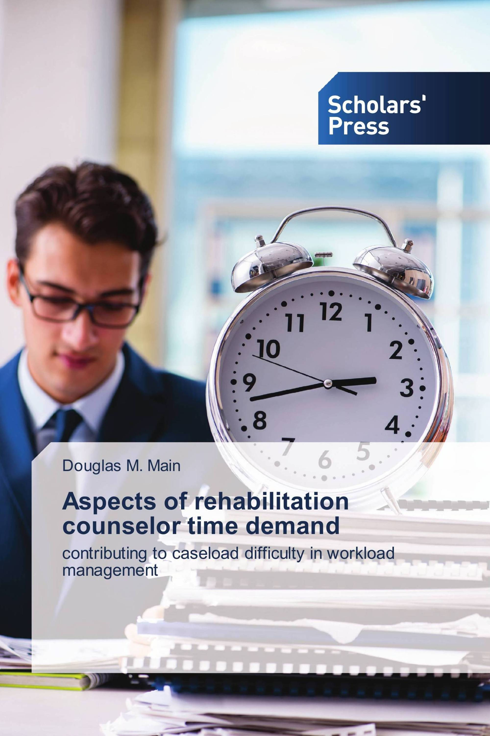 Aspects Of Rehabilitation Counselor Time Demand