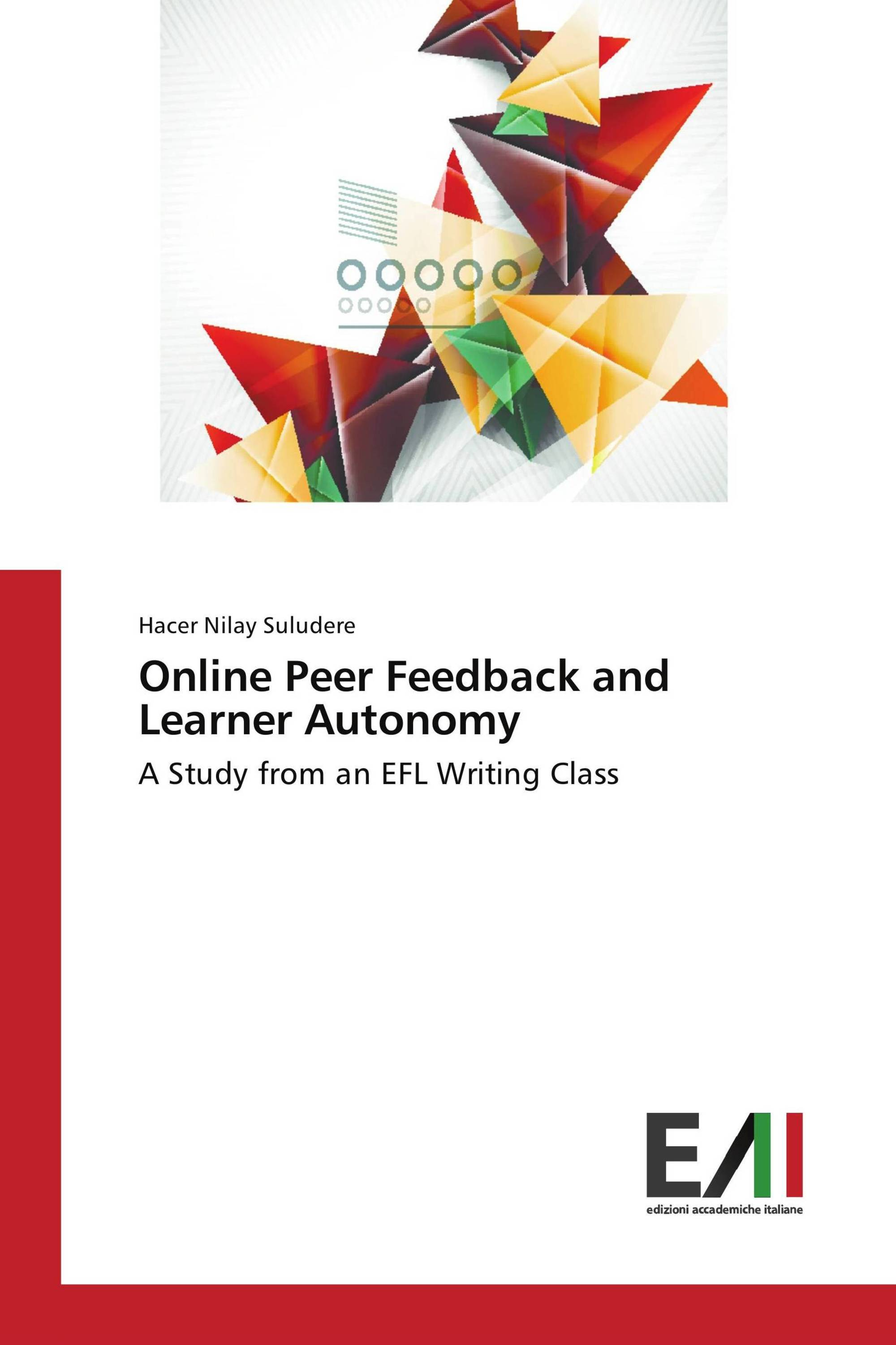 b0477ab1 Online Peer Feedback and Learner Autonomy / 978-3-330-77608-1 ...
