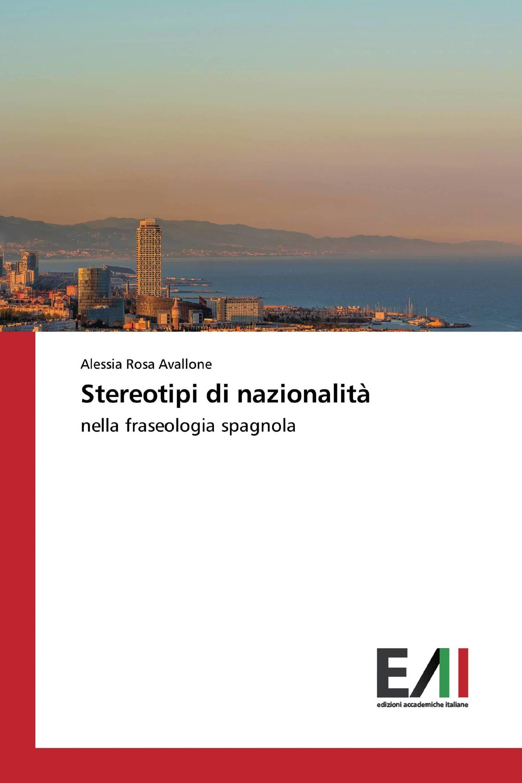 Stereotipi di nazionalità