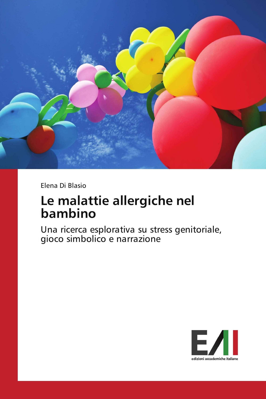 Le malattie allergiche nel bambino