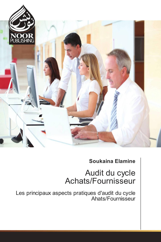 Audit du cycle Achats/Fournisseur