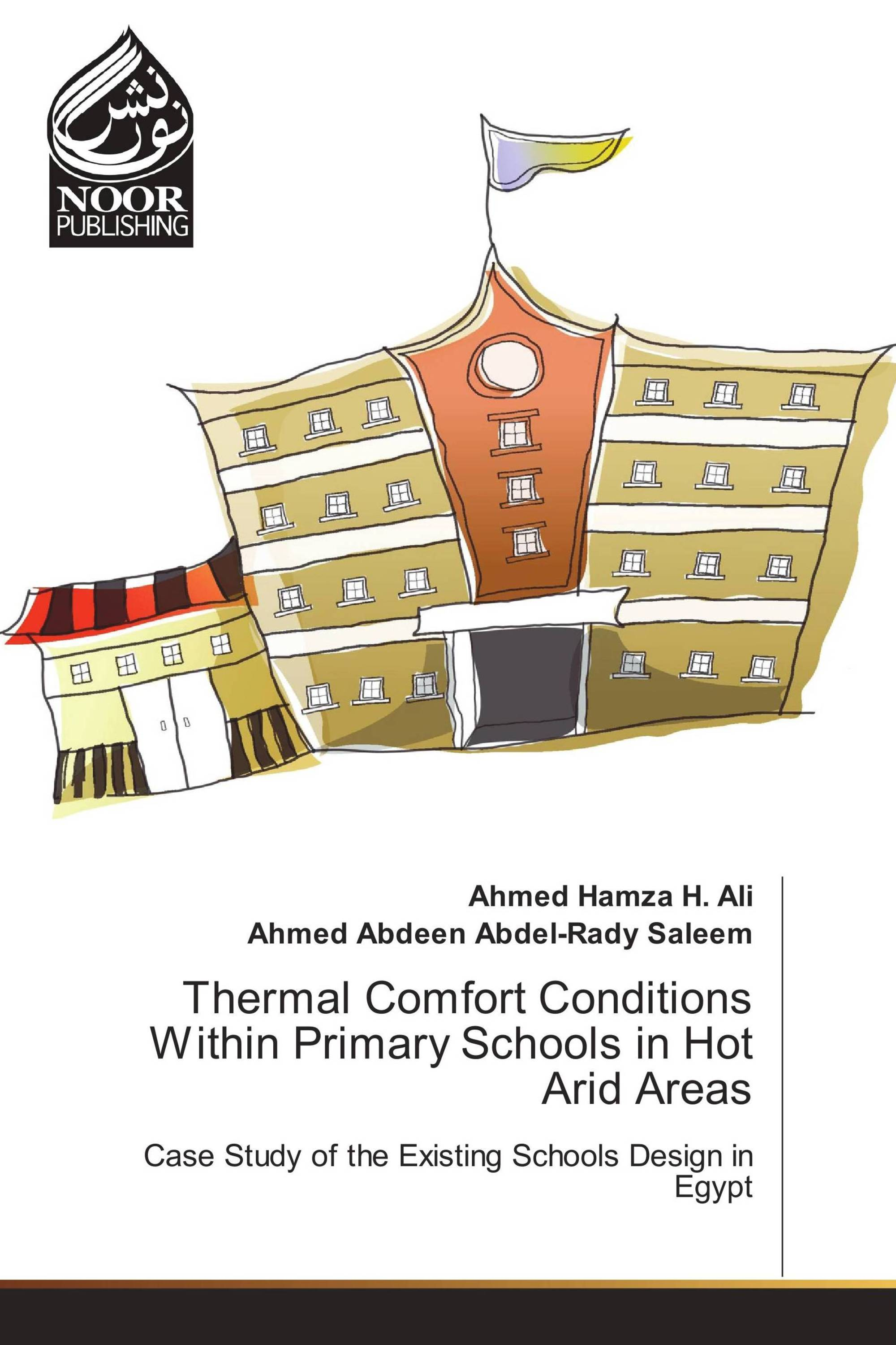 Thermal Comfort Conditions Within Primary Schools in Hot Arid Areas