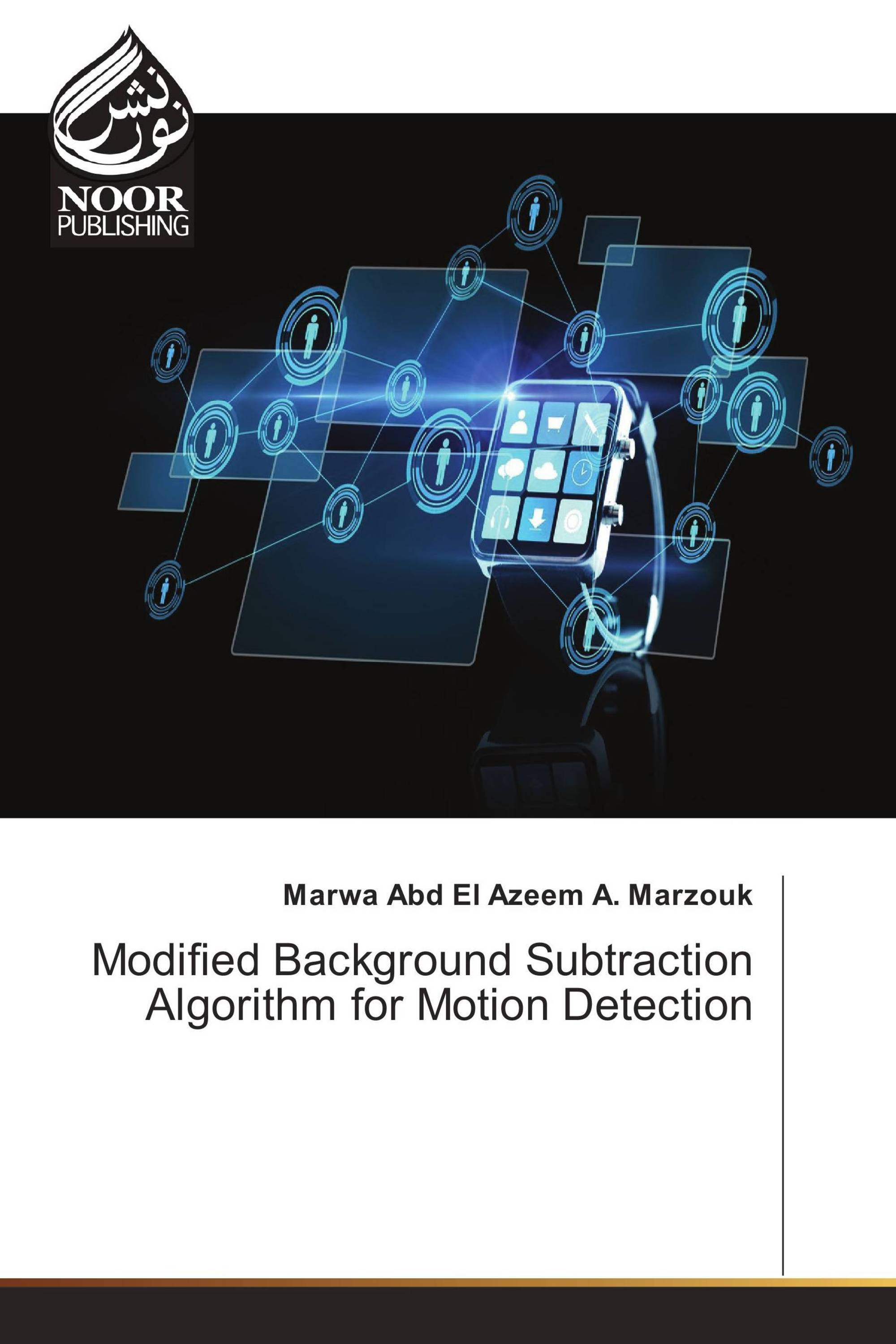 Modified Background Subtraction Algorithm for Motion Detection