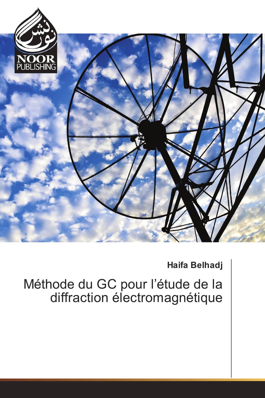 Méthode du GC pour l'étude de la diffraction électromagnétique