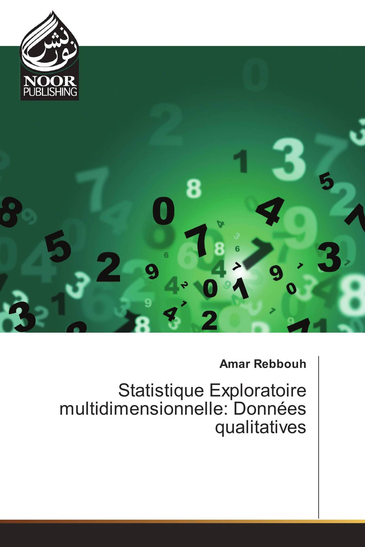 Statistique Exploratoire multidimensionnelle: Données qualitatives