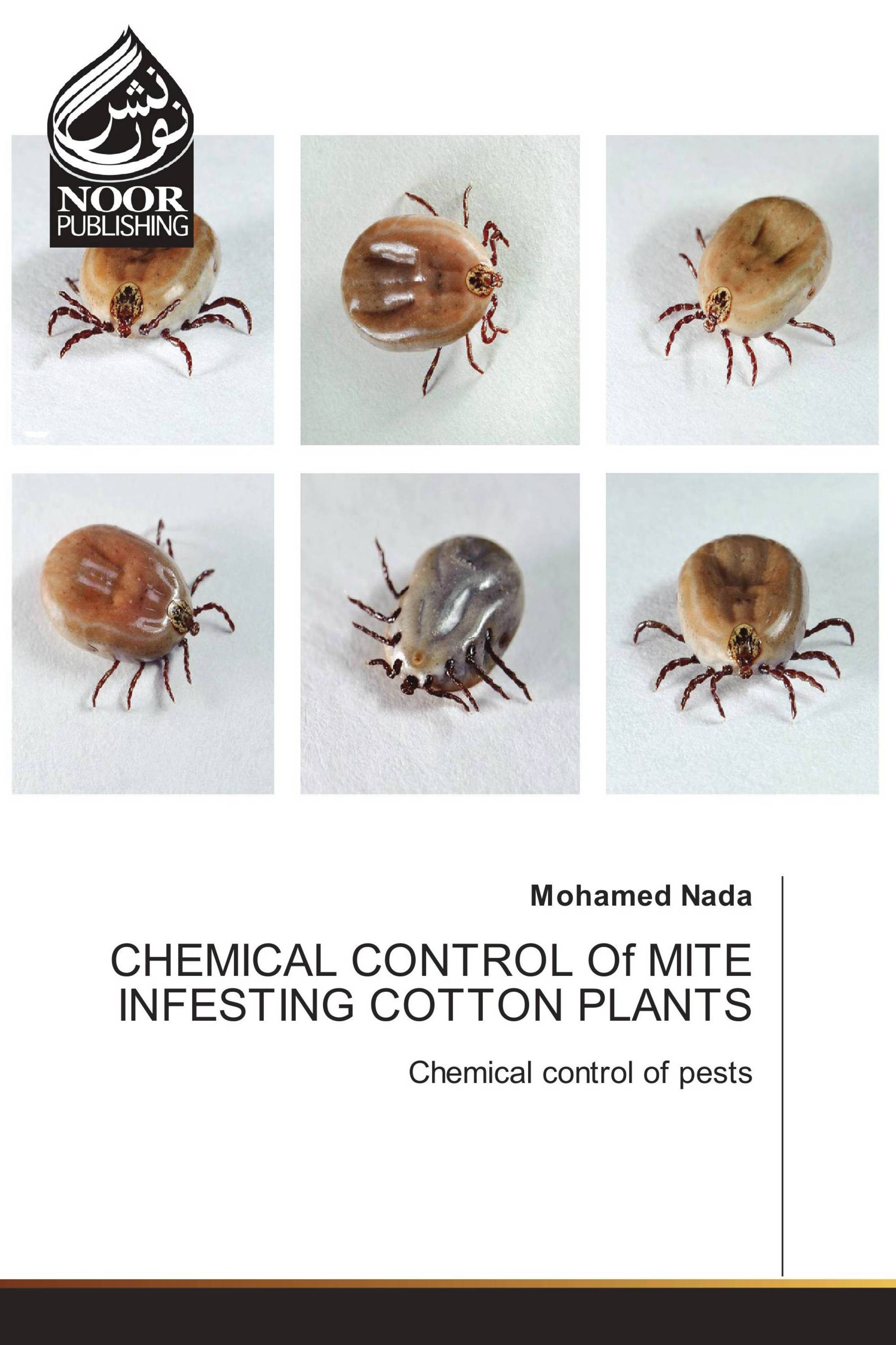 CHEMICAL CONTROL Of MITE INFESTING COTTON PLANTS