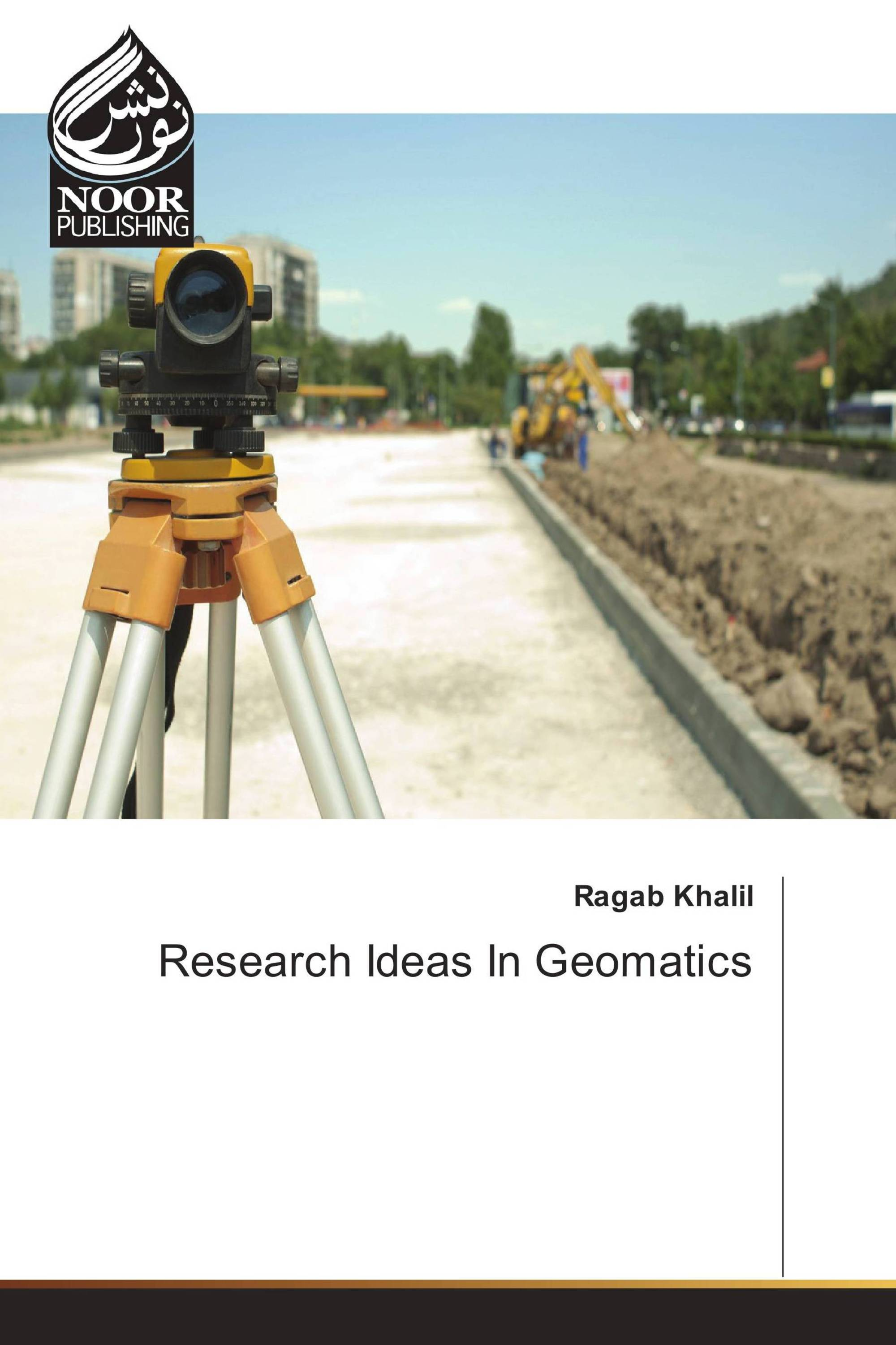 Research Ideas In Geomatics