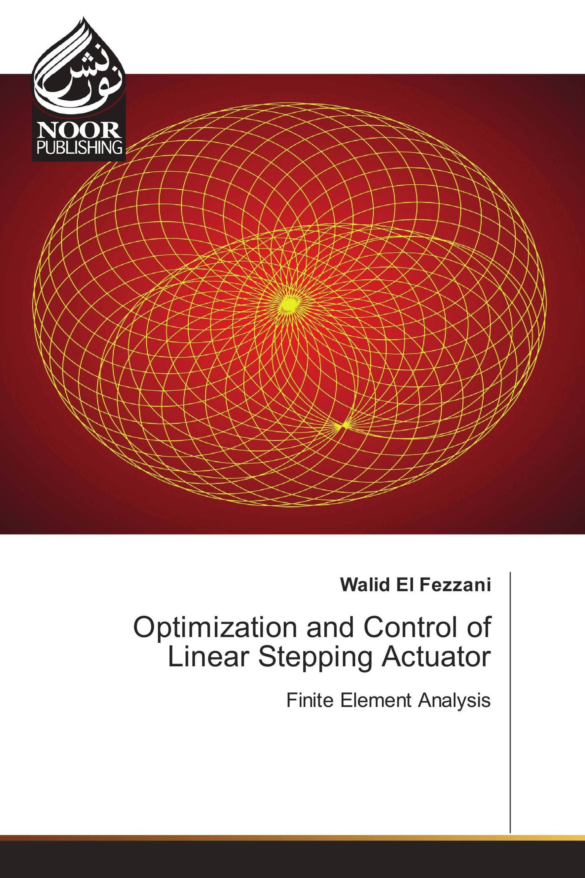 Optimization and Control of Linear Stepping Actuator