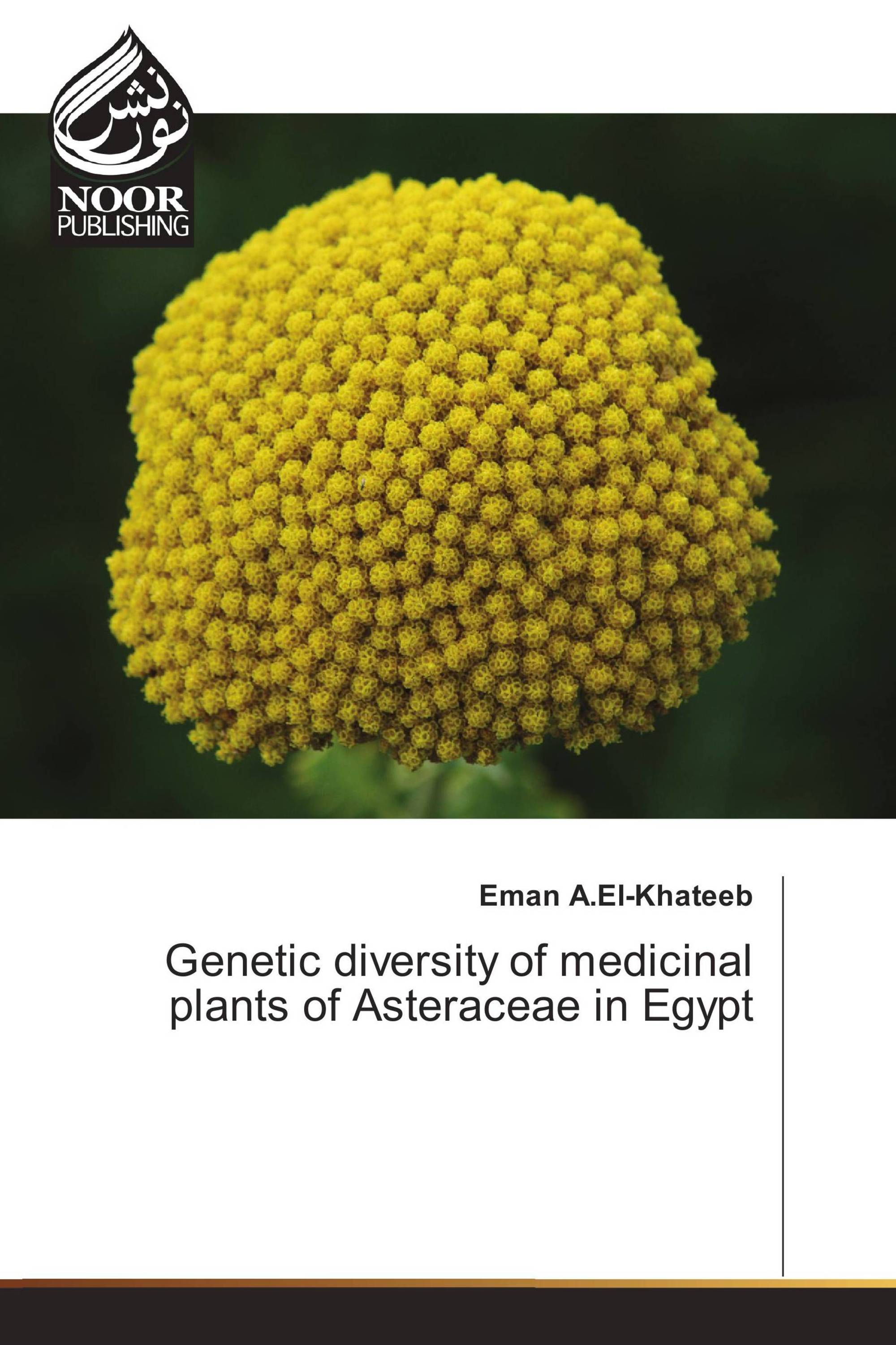 Genetic diversity of medicinal plants of Asteraceae in Egypt