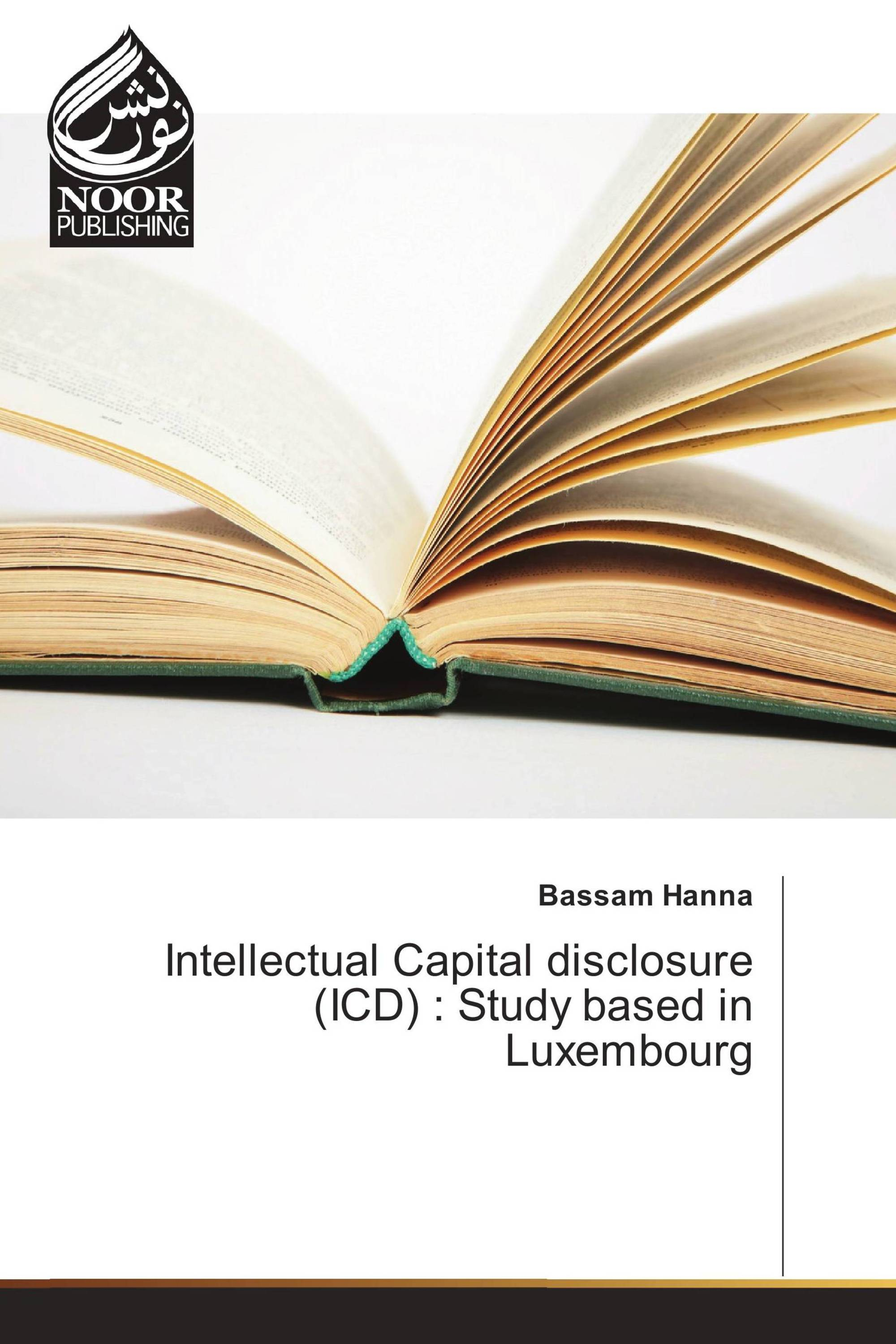 Intellectual Capital disclosure (ICD) : Study based in Luxembourg