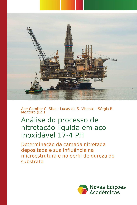 Análise do processo de nitretação líquida em aço inoxidável 17-4 PH