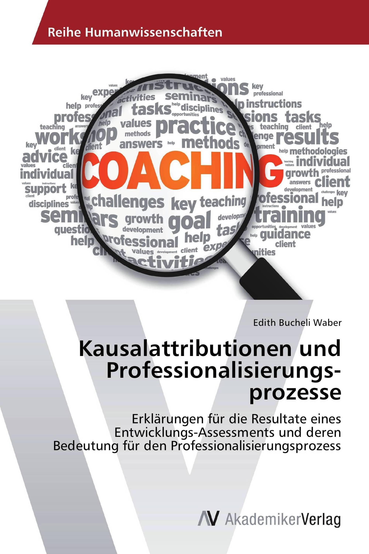 Kausalattributionen und Professionalisierungsprozesse