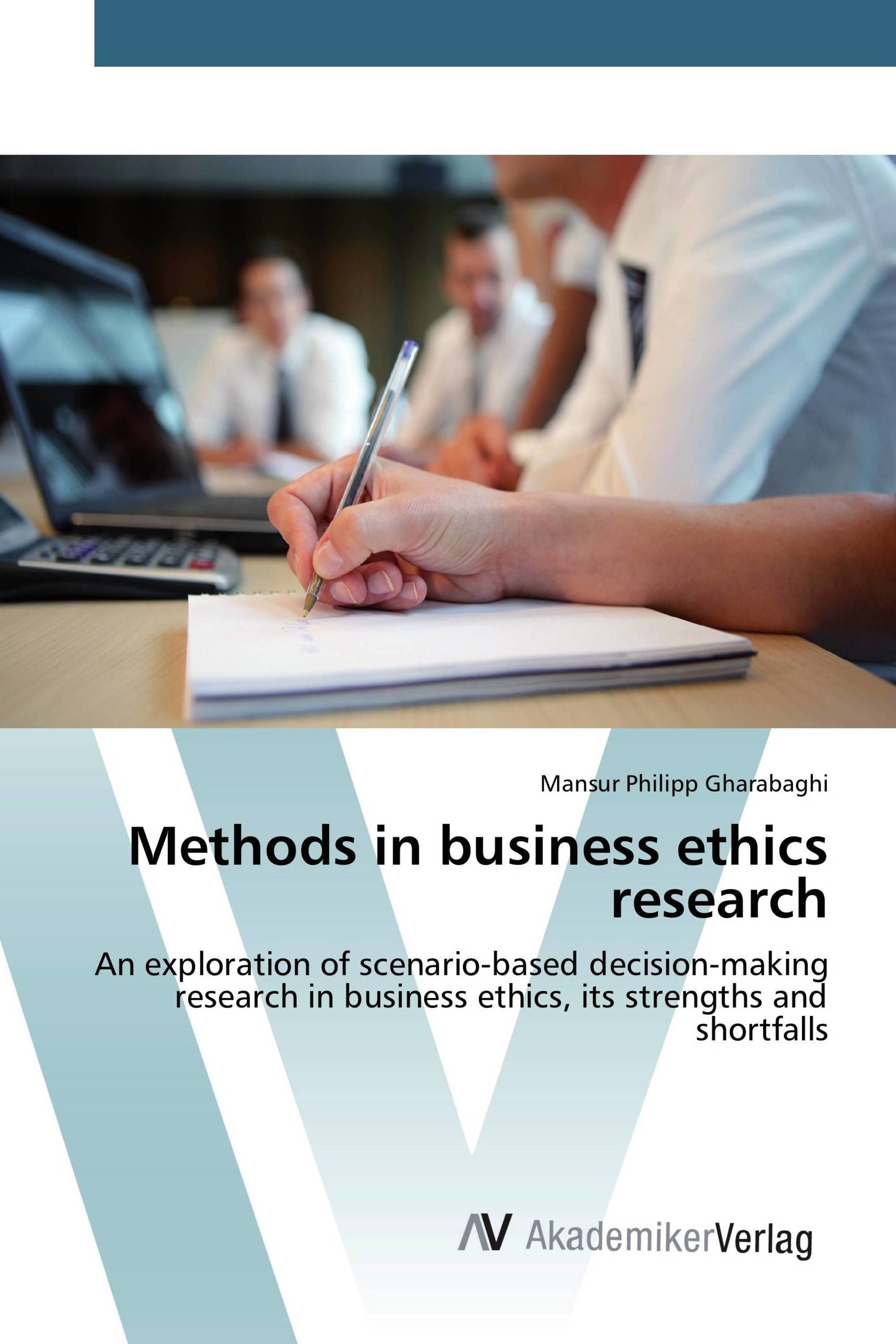 business ethics research