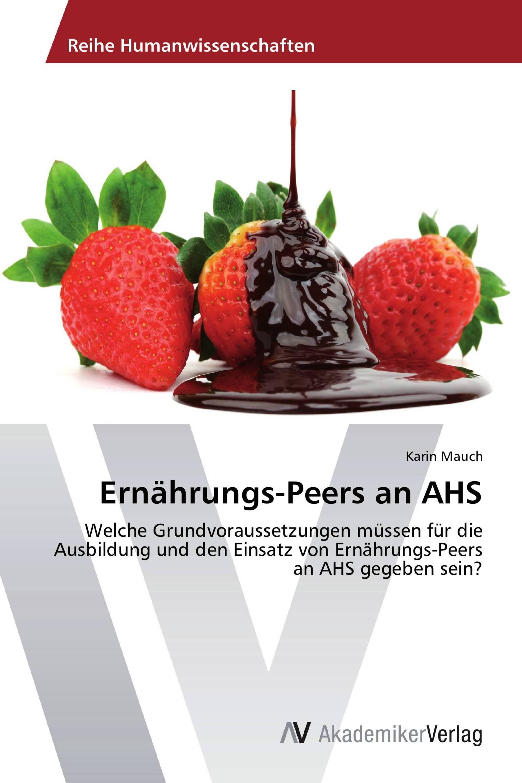 Ernährungs-Peers an AHS