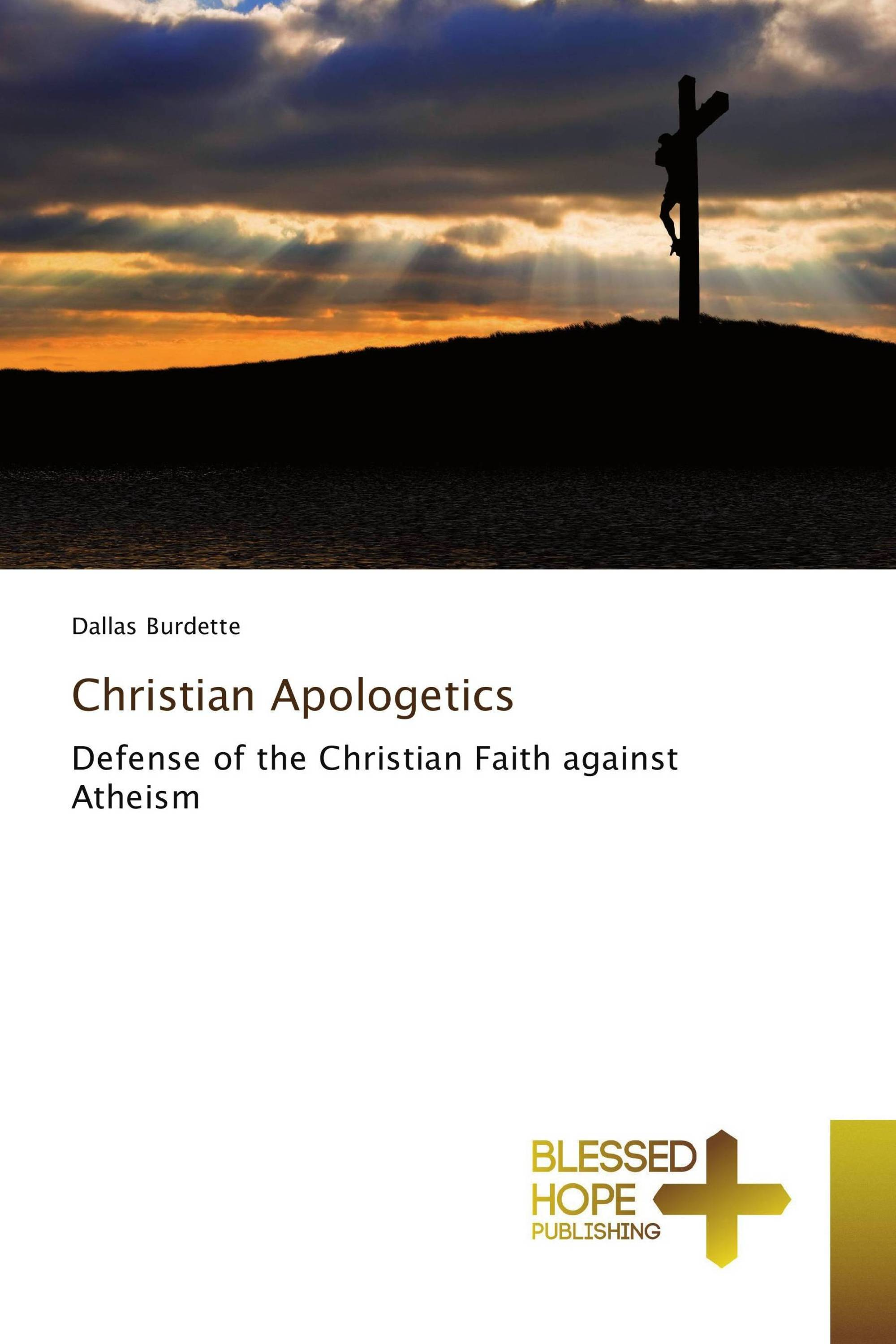 the christian apologetics and the meaning of jesus Jesus' teaching, as well as the history of apologetics, argues against this kind of fideism (faith against or without objective evidence) that millet wrongly associates with christianity and rightly associates with mormonism.