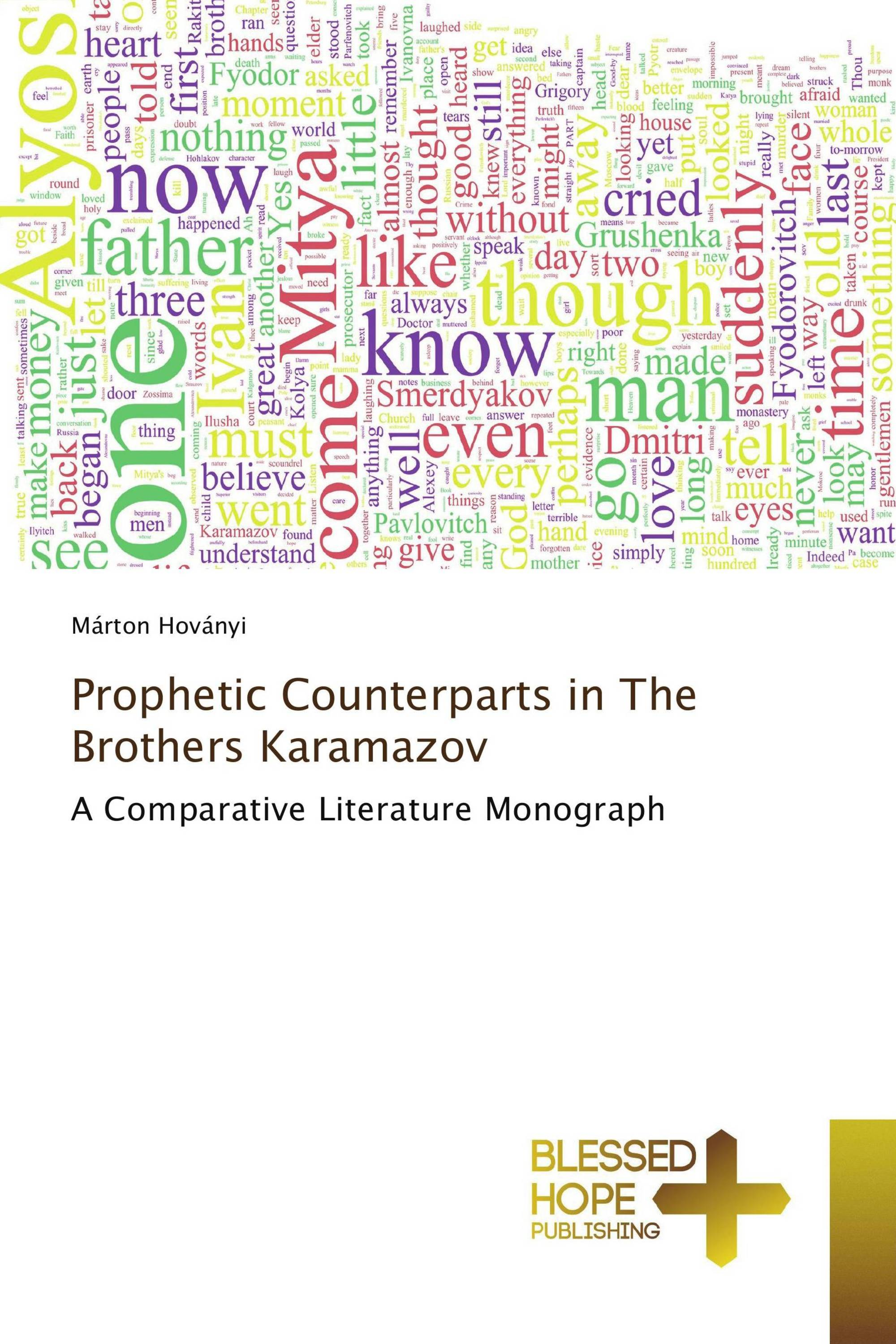 Prophetic Counterparts in The Brothers Karamazov