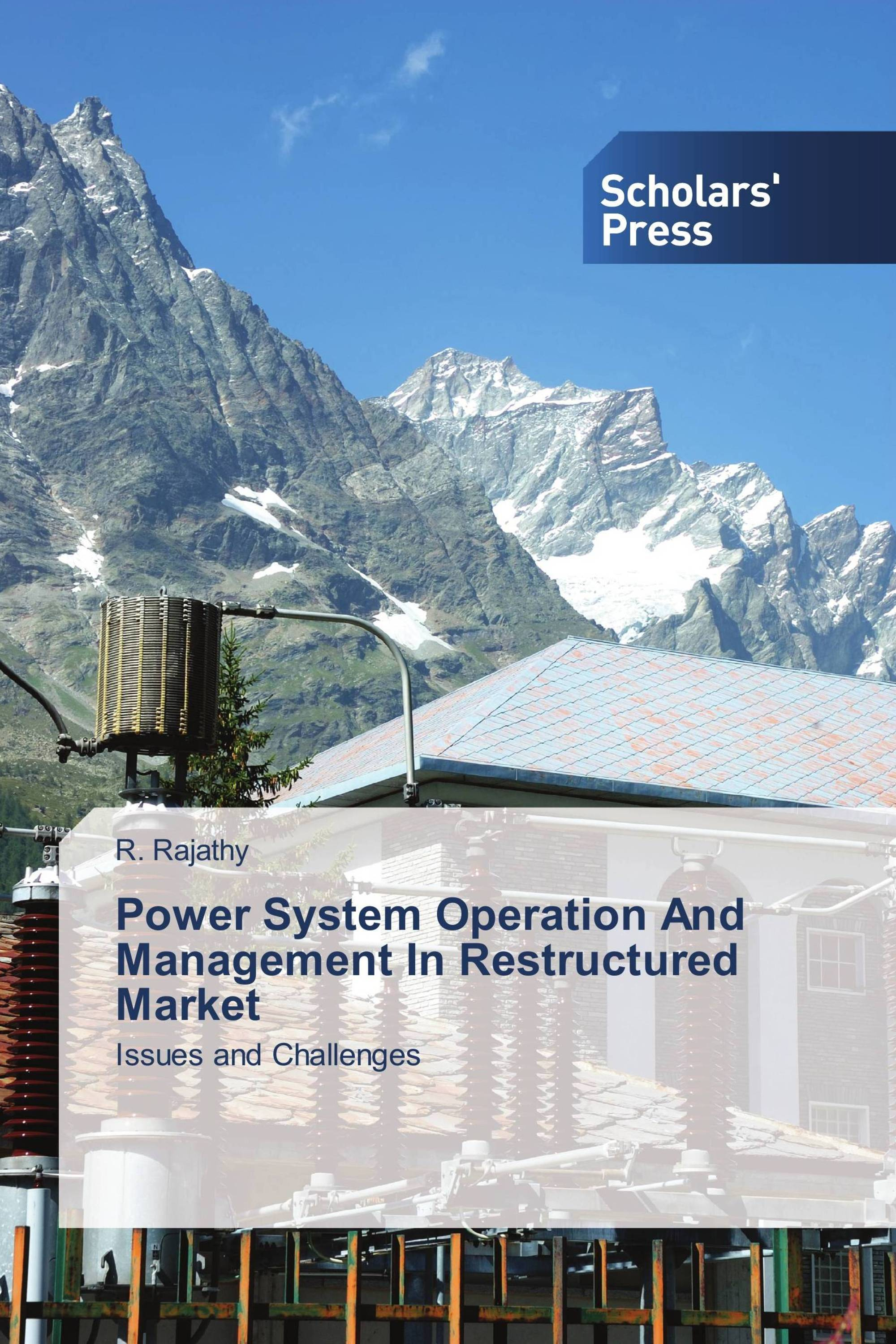 Power System Operation And Management In Restructured Market