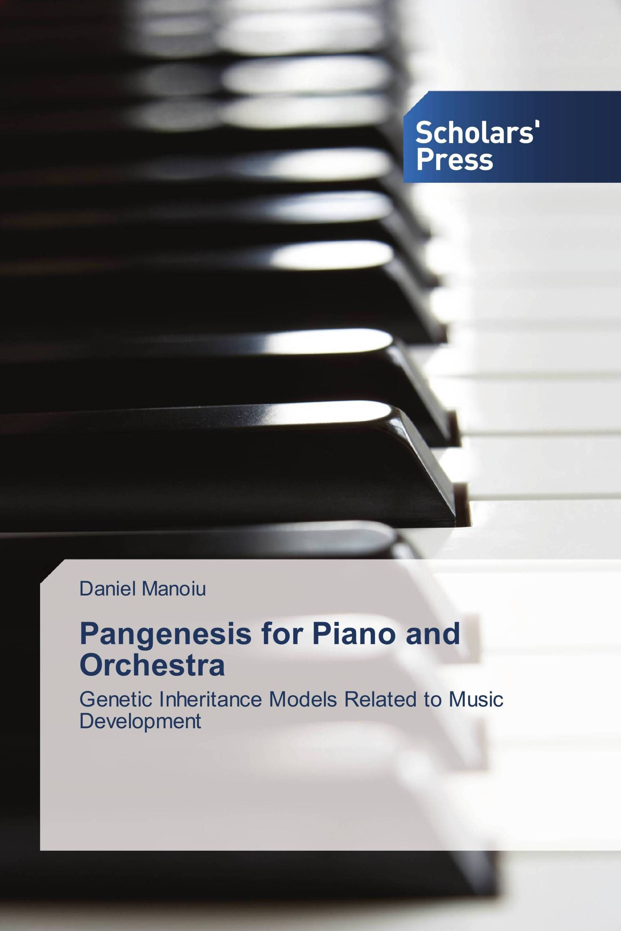 Pangenesis for Piano and Orchestra