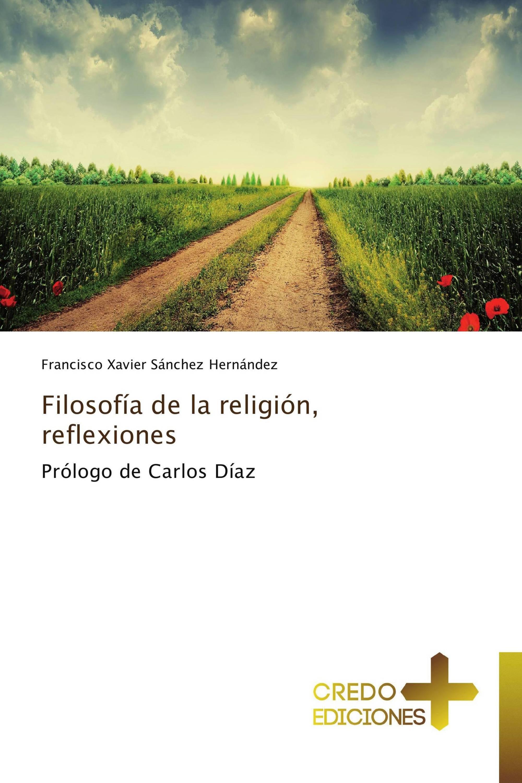 Filosofía de la religión, reflexiones