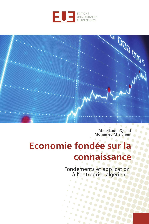 Economie fondée sur la connaissance