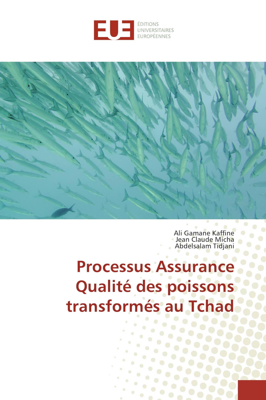 Processus Assurance Qualité des poissons transformés au Tchad