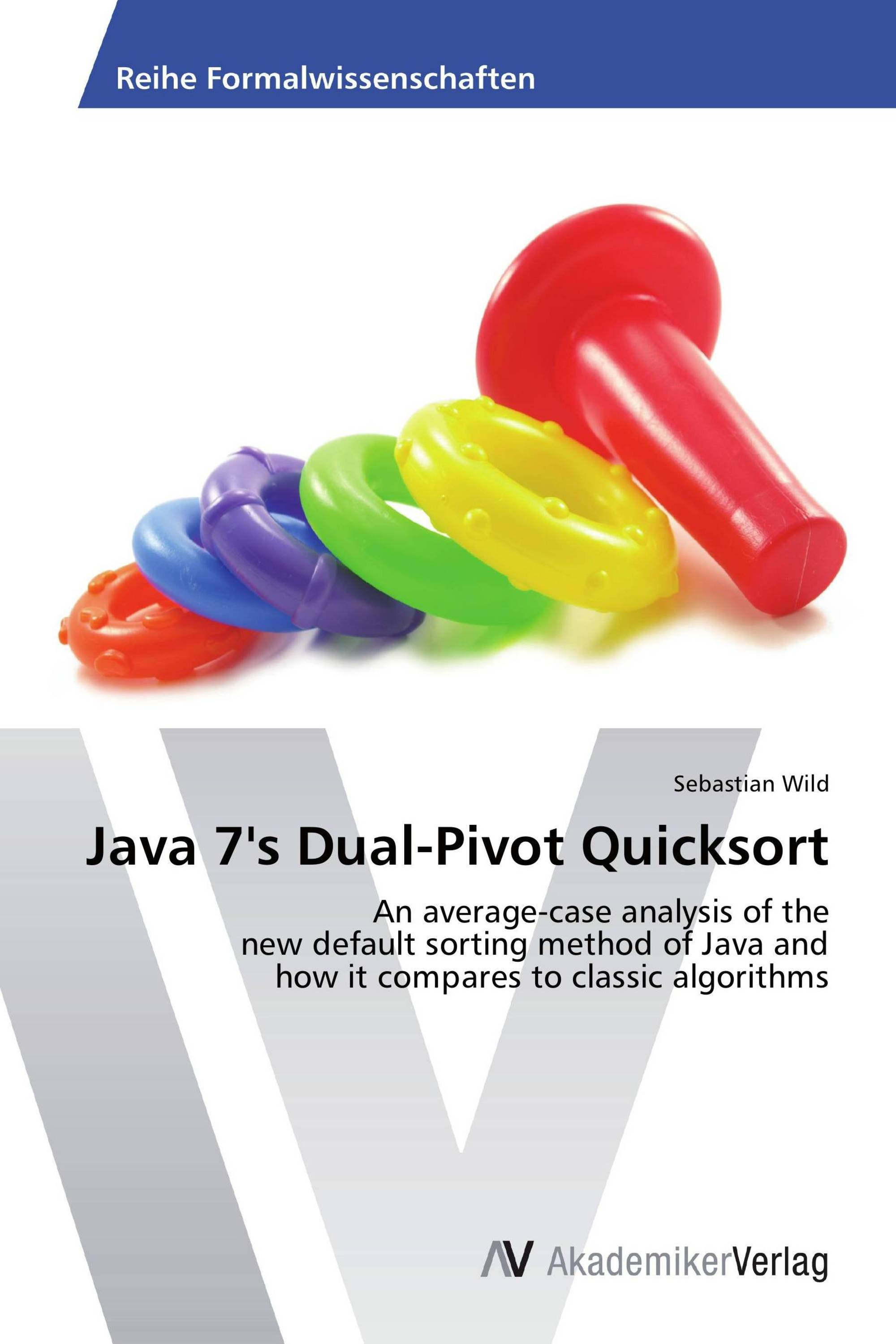 Java 7's Dual-Pivot Quicksort