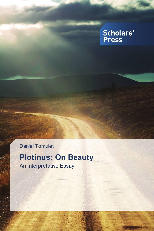 plotinus essay on the beautiful