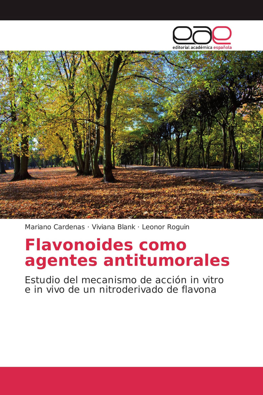 Flavonoides como agentes antitumorales