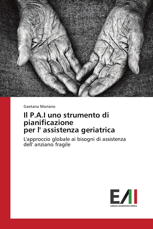 Il P.A.I uno strumento di pianificazione per l' assistenza geriatrica