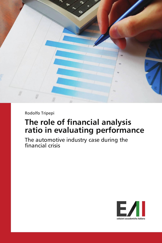 financial ratio analysis role pdf