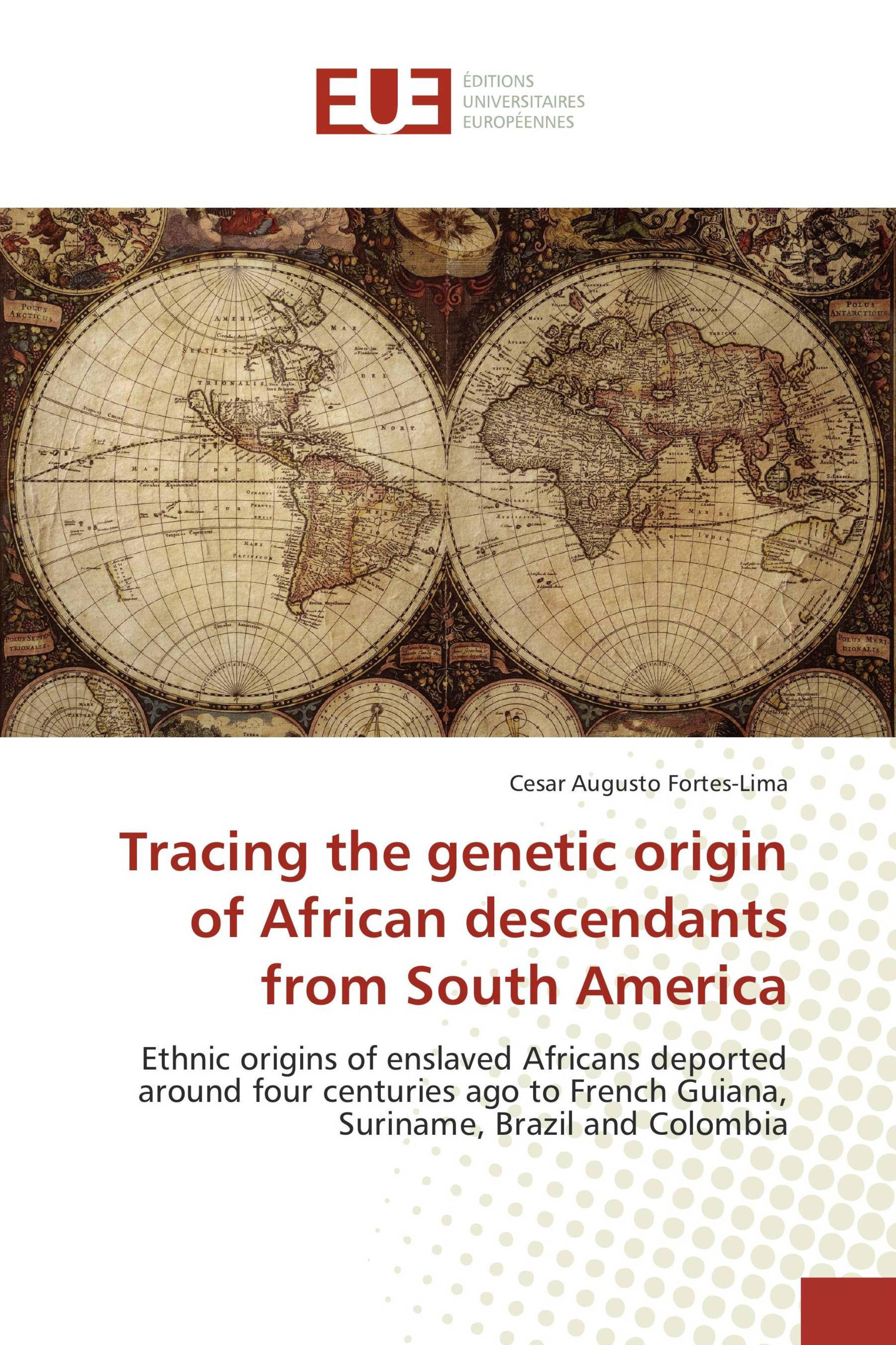 Tracing the genetic origin of African descendants from South America