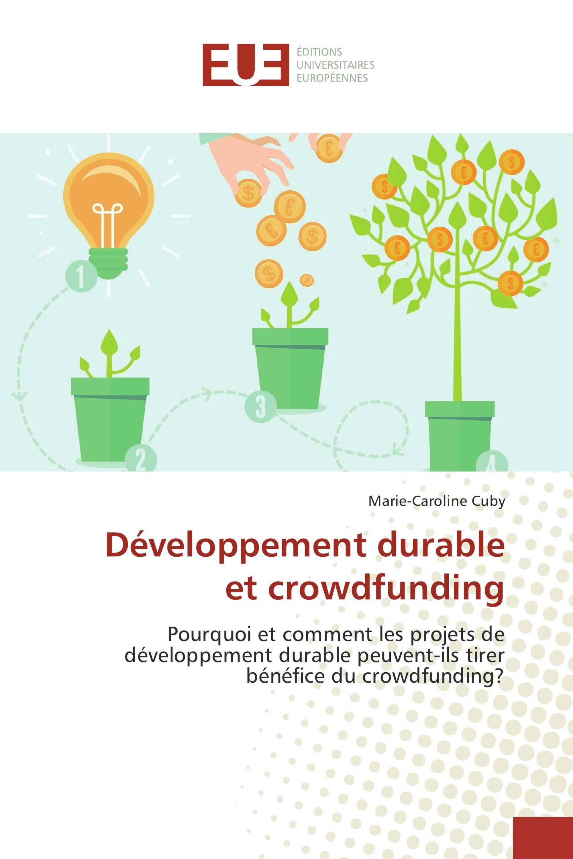 Développement durable et crowdfunding