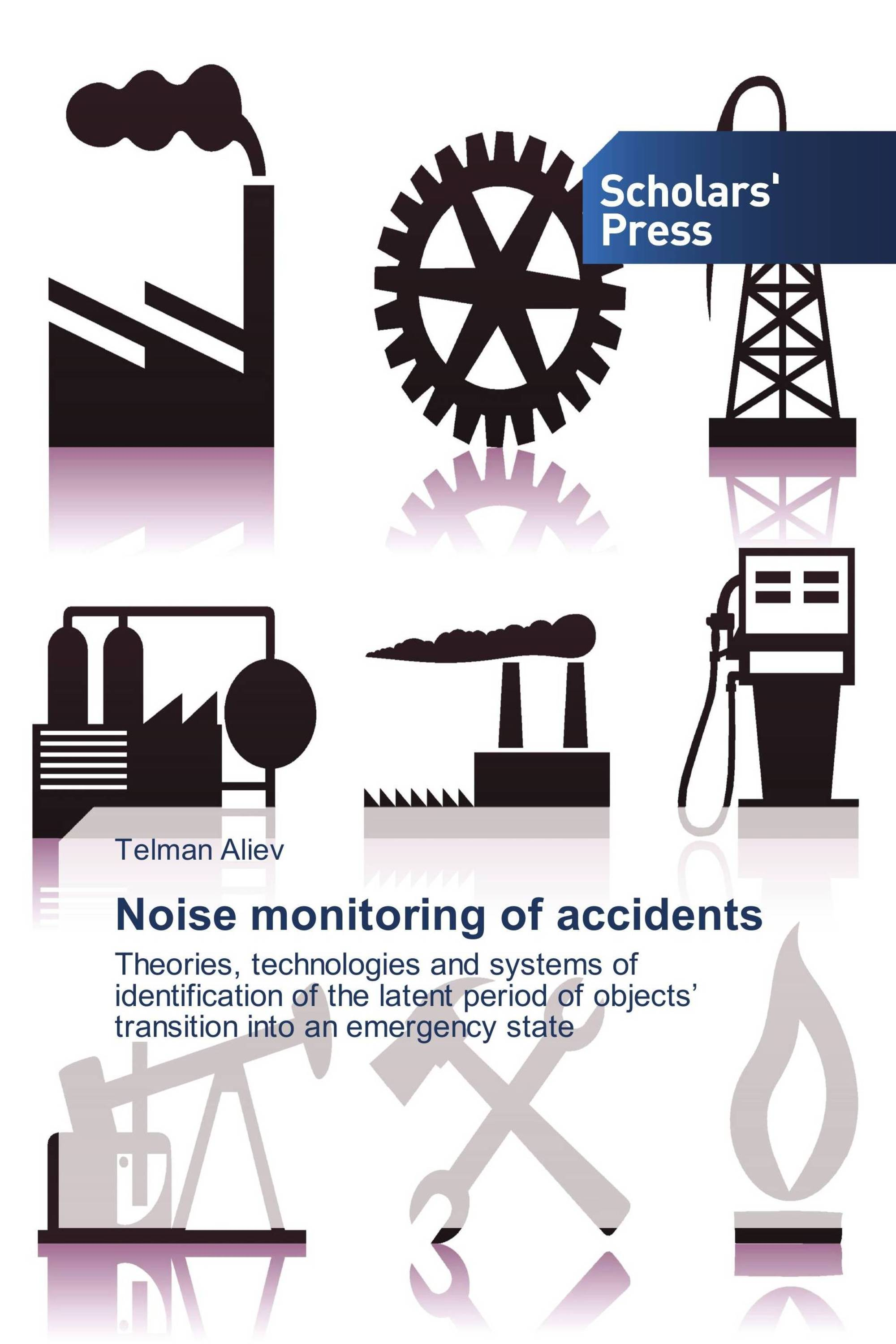 Noise monitoring of accidents