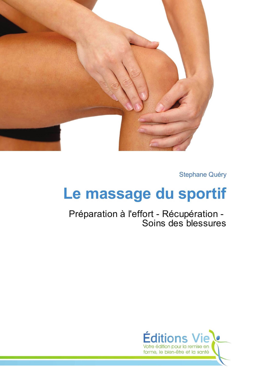 Le massage du sportif