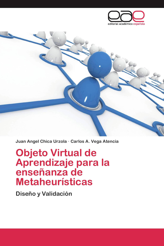 Objeto Virtual de Aprendizaje para la enseñanza de Metaheurísticas