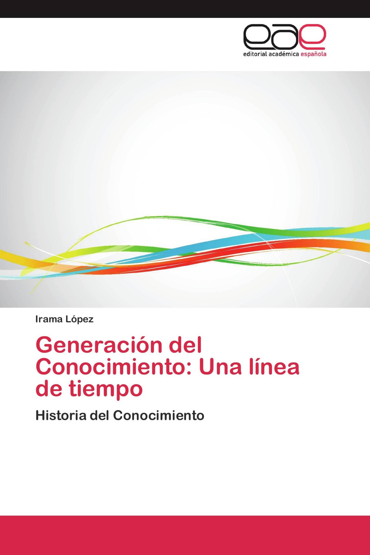 Generación del Conocimiento: Una línea de tiempo